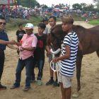 Finish Urutan Pertama, Kuda ILUSPI Ex Putri Cen Cen Gagal Juara