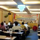 Persiapan PON XX Papua, KONI Sumbar Gelar Workshop Pelatih Binaan