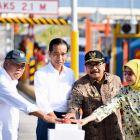 Jokowi Resmikan Tol Gempol – Pasuruan