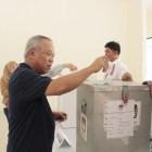 Menteri PUPR Nyoblos di Bekasi, Gunakan Hak Suara Dengan Bijak