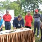 Lestarikan Ikan Bilih, PT SP MoU dengan UBH