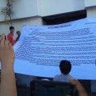 Diduga Upaya Pecah Belah Ninik Mamak, Pemuda Nagari Lubuk Kilangan Demo LKAAM Sumbar