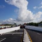 Under Pass Simpang Tugu Ngurah Rai Siap Diresmikan