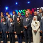 Menteri PUPR di World Smart City Week Paparkan Komitmen Indonesia Bangun Kota Layak Huni
