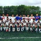 Tim Sepakbola Popwil Sumbar Kandaskan Perlawanan Riau