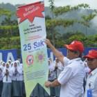 Peringati HUT Guru ke- 73, YISP Beri Penghargaan Naik pada Guru Tiga Guru