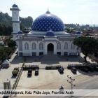 Flyover Simpang Surabaya, Underpass Beurawe, Masjid At Taqarrub & IAI Al Aziziyah Diresmikan Presiden Jokowi