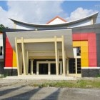 Rehab Gedung Sport Hall GOR H Agus Salim Rampung