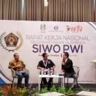 Paparan Ketua KONI Sumbar Dalam Rakernas SIWO PWI 2019 Mendapat Sambutan Positif