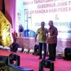 Menteri PUPR Terima Penghargaan Golden Award Dari PWI Pusat