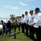 Menteri PUPR Tinjau Jalan Bengkulu Utara Diterjang Abrasi