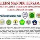 Kolaborasi PNP Padang – LLDIKTI Wilayah X – 13 PTS Gaet Mahasiswa Baru Jalur Mandiri