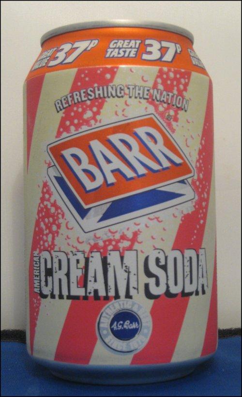 Medium Of Hubba Bubba Soda