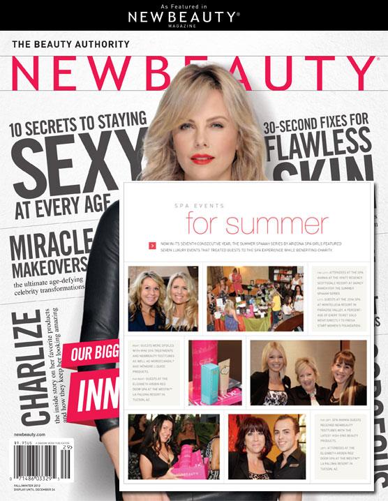 NewBeauty Magazine 2012