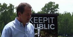 Steve Bullock was re-elected as Montana's governor. Photo courtesy of KTVQ
