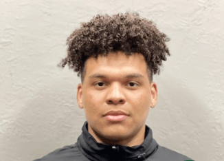 Rocky's Isaiah Tennell  brings passion for football to the Bears By Jacob Wissinger