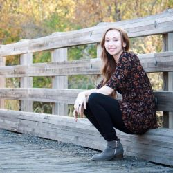 Kamryn is a Junior Transfer from Whitworth University in Spokane, WA, and a creative writing major and art minor, she loves writing poetry and short stories, and can usually be found in the library basement reading a book she will likely never finish.