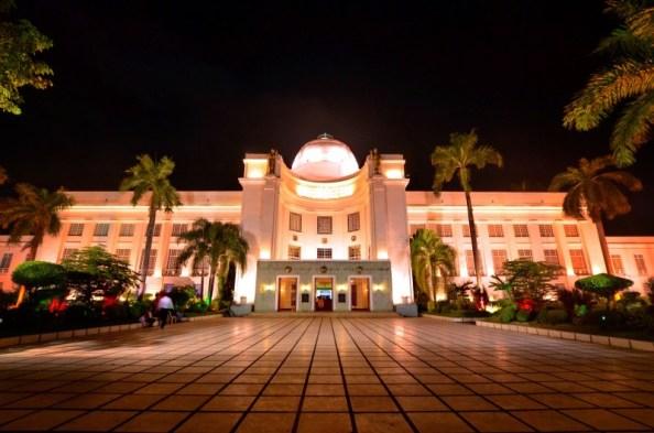 مبنى البرلمان المحلي في مدينة سيبو، مقر قمة الأصوات العالمية للعام 2015