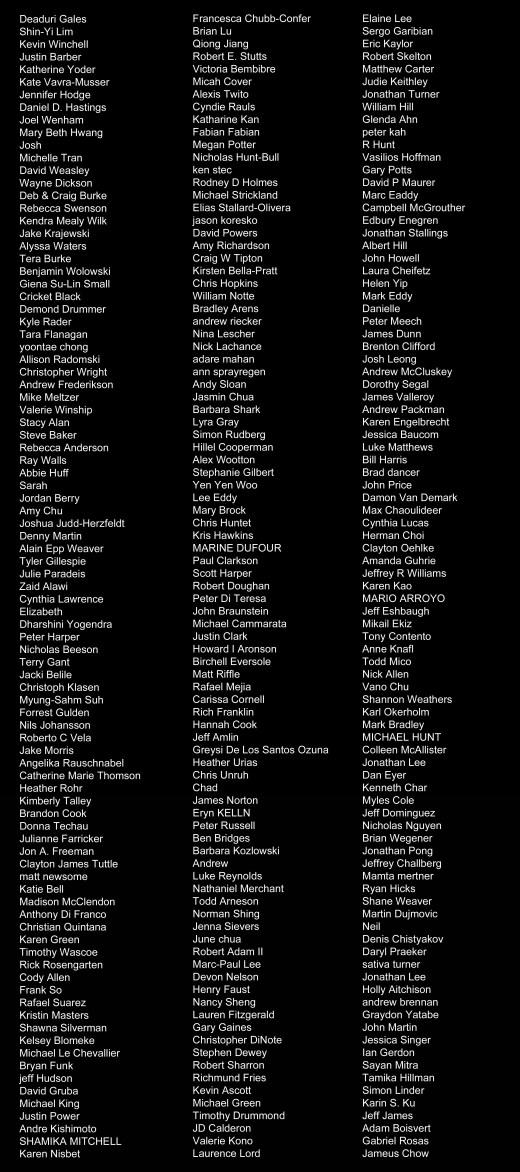 25 buck names