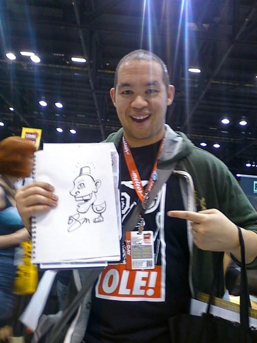 Glenn Sketch