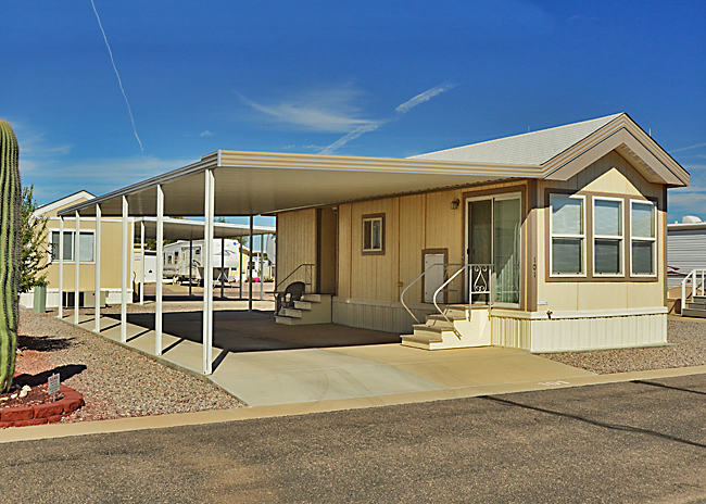RV Resort Park Models for Sale, Casa Grande, Arizona
