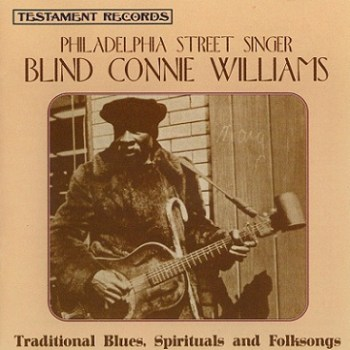 Blind Connie Williams
