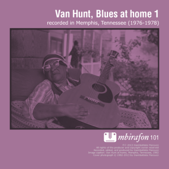 Blues At Home Vol. 1