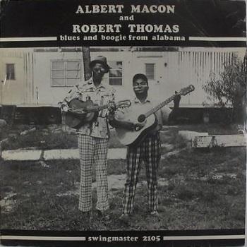 Albert Macon & Robert Thomas
