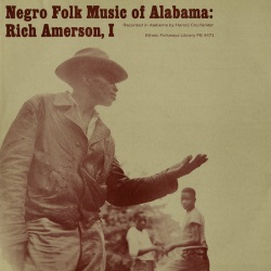Negro Folk Music of Alabama Vol. 3