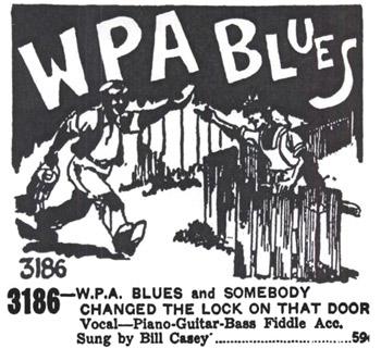 WPA BLUES