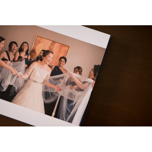 Medium Crop Of Wedding Photo Book