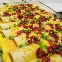 RECIPE: Breakfast Enchiladas