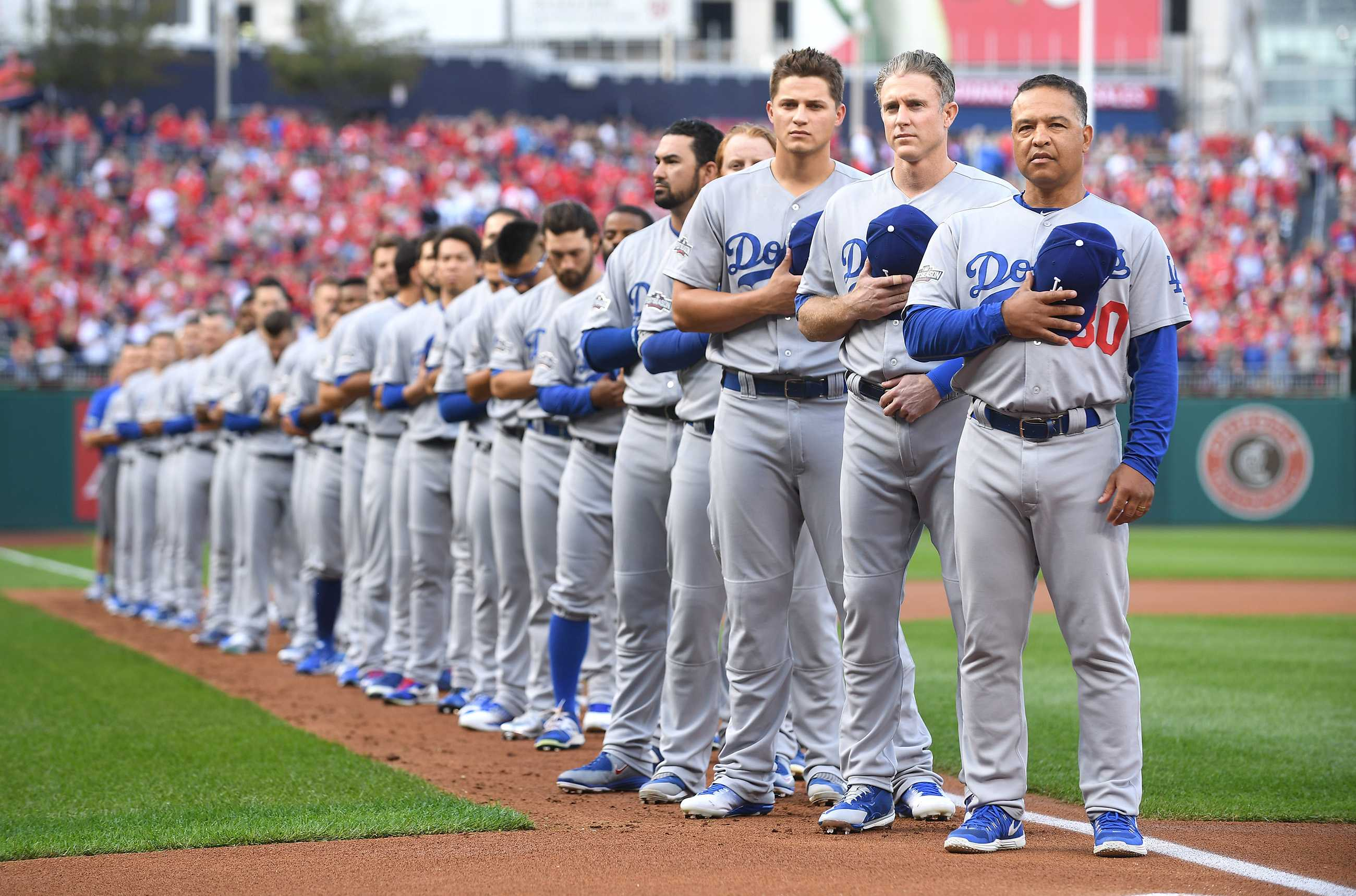 Carlos Ruiz, Chase Utley Help Dodgers Advance To NLCS