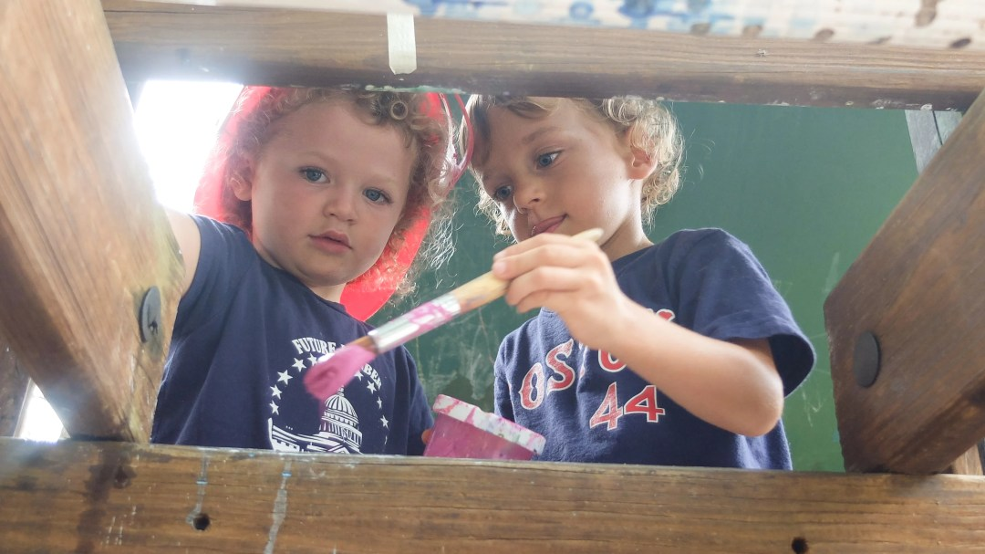Play in Early Childhood Education at Sunflower Creative Arts