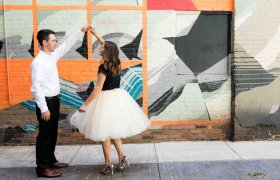 Sarah + Mike { Engagement Session }