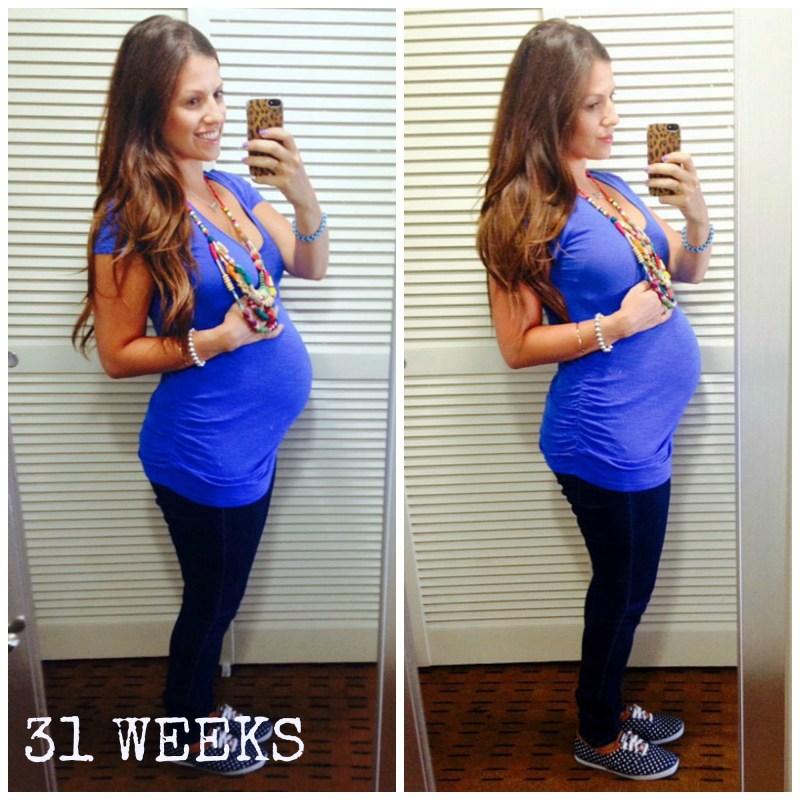 Large Of 31 Weeks Pregnant