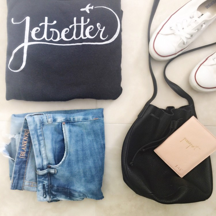 travel attire