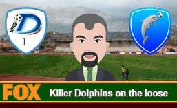 3: Killer Dolphins on the loose