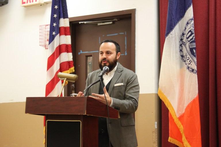 Assemblyman Francisco Moya led the passage of the NY DREAM Act.