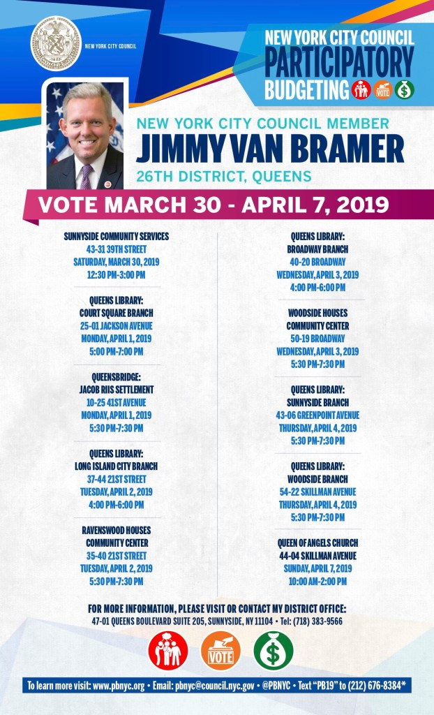 2019 JVB PB Flyer