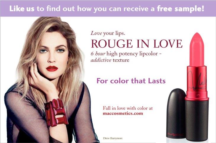 Lipstick Ad