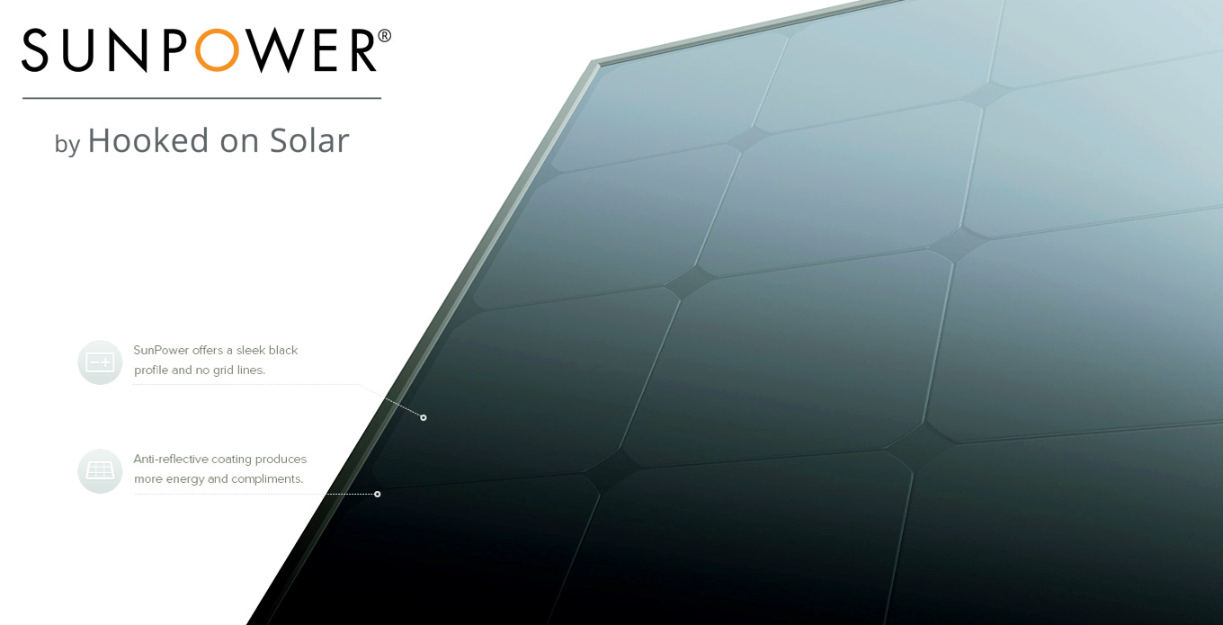 SUNPOWER by Hooked on Solar