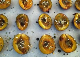baklouti fig oven dried prunes
