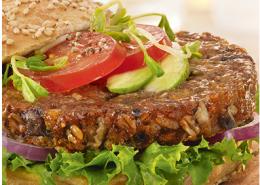 baklouti veggie burger
