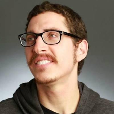Comedian Matt Lieb Sup Doc