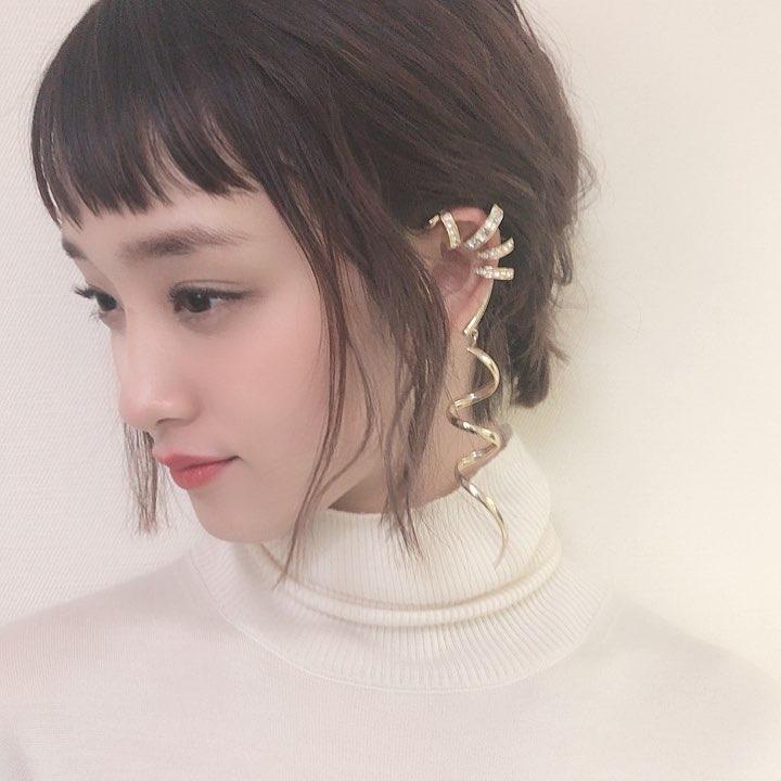 本田翼 髪型 校閲ガール