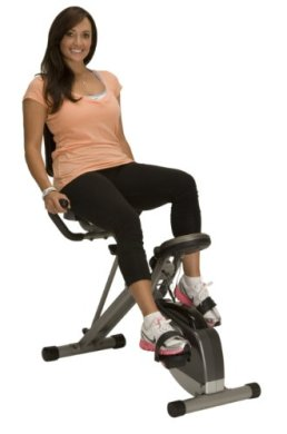 Exerpeutic 400XL Folding Recumbent Bike reviews