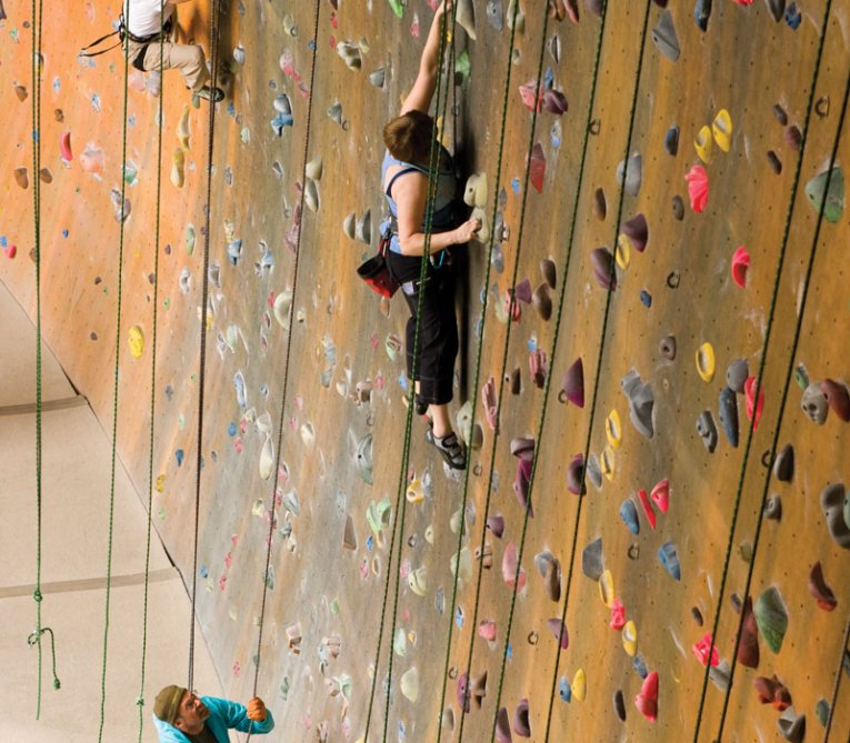 indoor rock climbing techniques