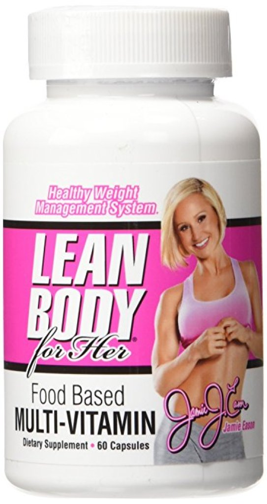 Jamie Eason (Labrada) - Best Pre-Workout For Women