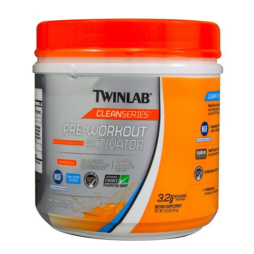 TwinLab Clean Series - Best Pre-Workout For Women